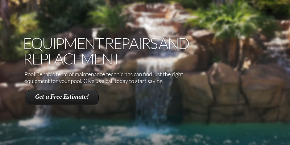 Equipment Repairs and Replacement