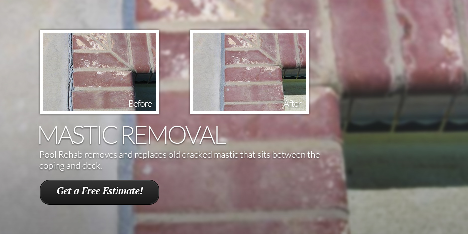 Mastic Removal