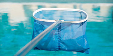 monthly swimming pool maintenance service